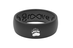 Original College Montana - Groove Life Silicone Wedding Rings