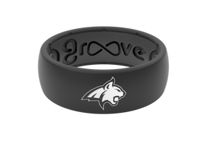 Original College Montana State - Groove Life Silicone Wedding Rings