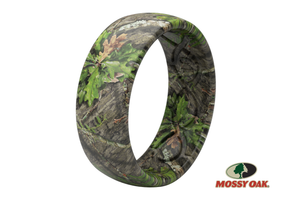 Mossy Oak Camo Silicone Rings - Obsession - Groove Life Silicone Wedding Rings