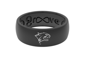 Original College New Hampshire - Groove Life Silicone Wedding Rings