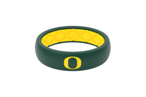 Thin College Oregon - Groove Life Silicone Wedding Rings