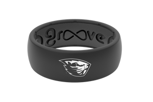 Original College Oregon State - Groove Life Silicone Wedding Rings