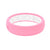 Punchy Pink Womens Silicone Wedding Bands