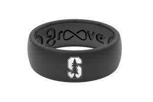 Original College Stanford - Groove Life Silicone Wedding Rings