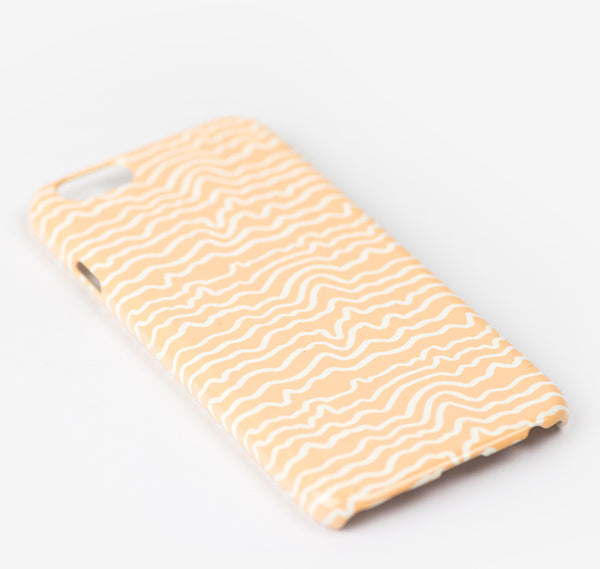 Humps & Bumps phone case