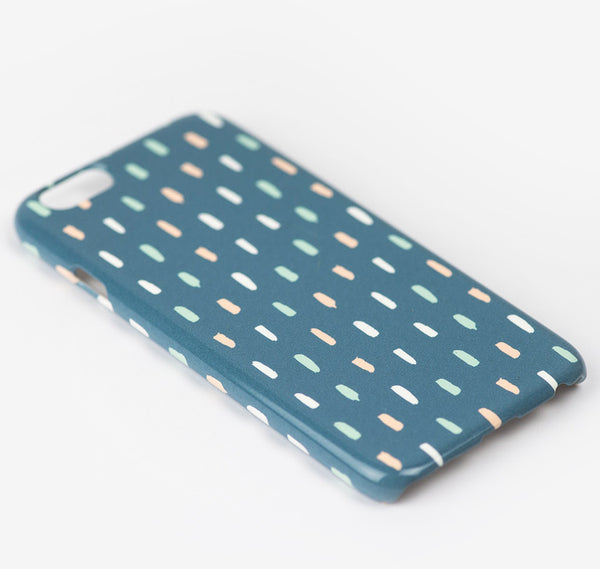 Candy Drips (dark) phone case