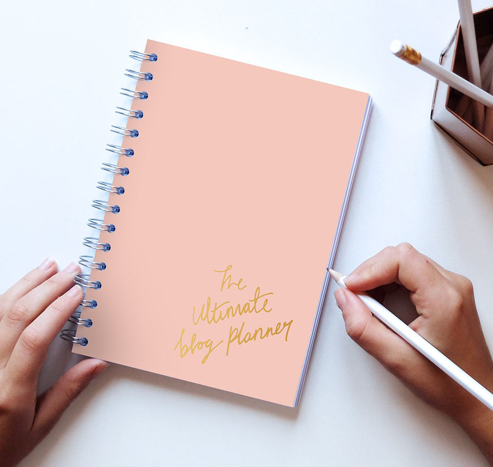 Faulty Ultimate Blog Planners