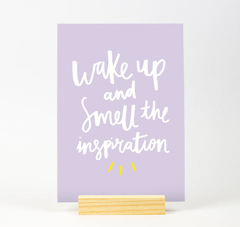 Inspiration Colour Print