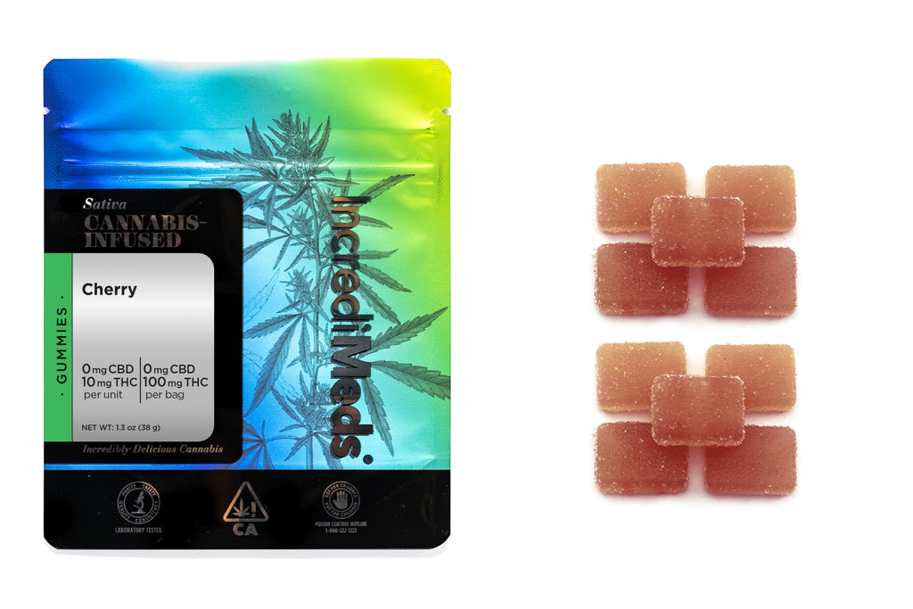 Sativa Cherry Gummies