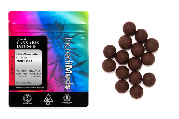 Malt Balls In Milk Chocolate