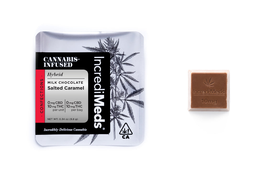 Single Dose Milk Chocolate Salted Caramel