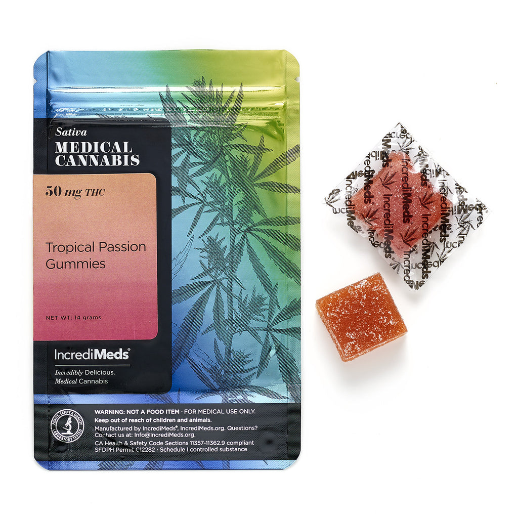 Tropical Passion Gummies