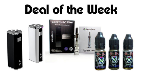 Deal of the week contents
