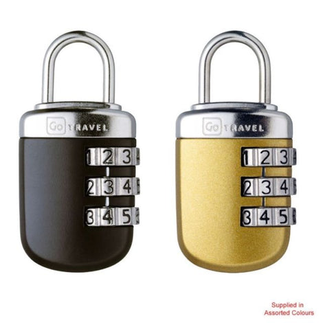 Wheel Type Padlocks