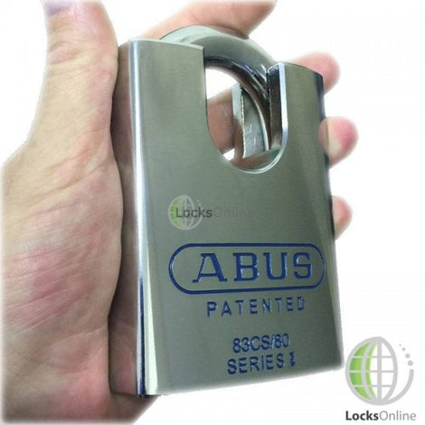 Abus High Security Padlocks