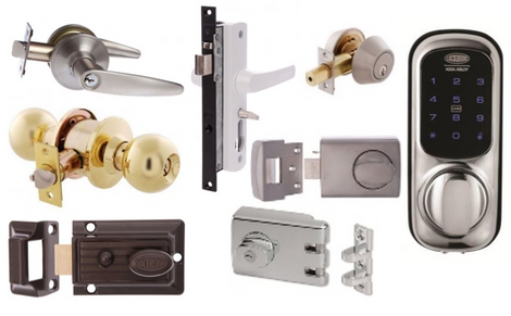 Door Furniture (Door Locks.)