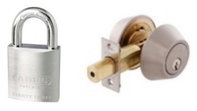 Keyed Alike Locks