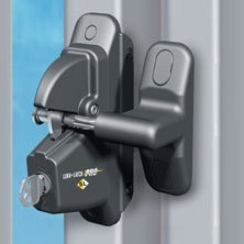Electronic Gate Locks