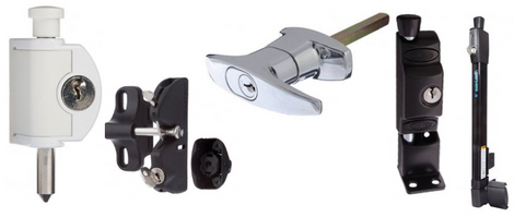 Other Locks (Garage, Window, Gates)