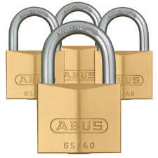 Abus Keyed Alike Padlocks