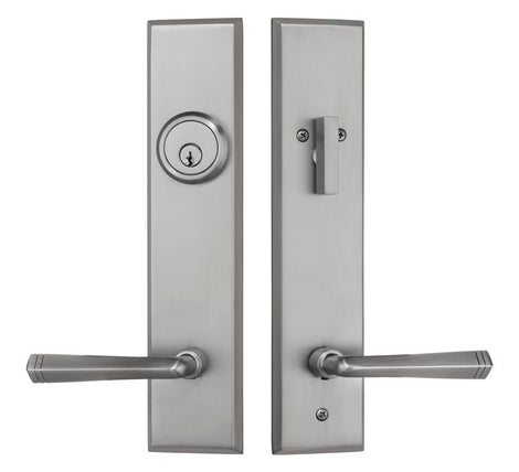 Domestic/Swinging/Timber/Key Lockable - Leversets
