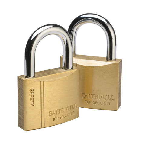 Padlocks Keyed Alike