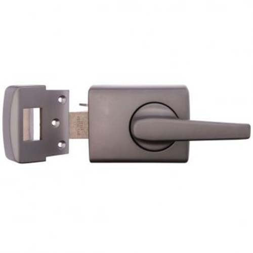 Lockwood 002 Lever Deadlatch -  (Timber Door Frame)