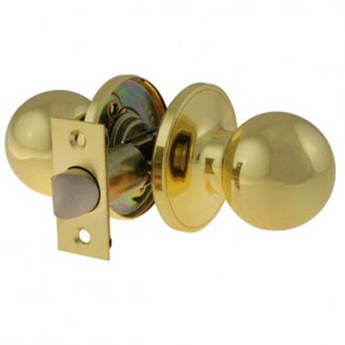 Brava Urban Passage Knob Set  - Tiebolt Fixing
