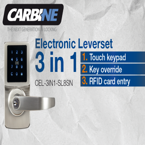 Carbine Electronic Leverset [CEL-3IN1-SL8SNKIT]