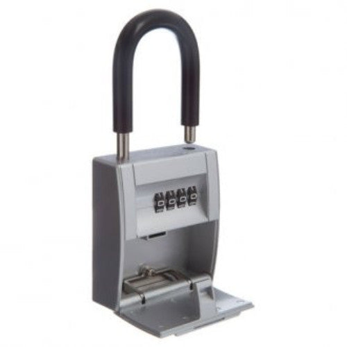 Abus Mini Key Grage KG737 Dial Mechanism Padlock - 6 Key Capacity