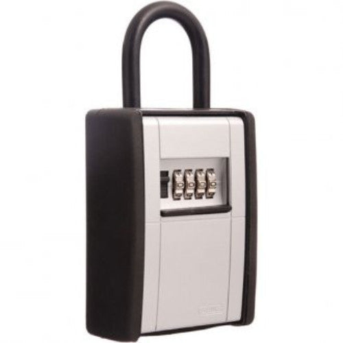 Abus Key Safe KG797 Dial Mechanism Padlock - 6 Key Capacity