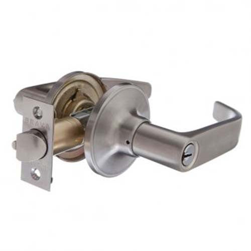 Brava Urban Entrance LN Lever Set