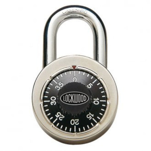 Lockwood 140/50/122 Combination Padlock