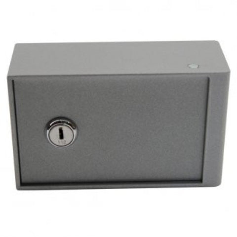 ADI Security Box NMB1112 Hinged With Cam Lock [NMB1112CAM]