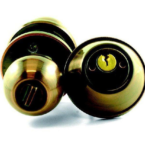 Carbine Aintree Tiebolt Combination Knob Set