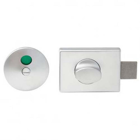 Lockwood Toilet Door Indicator Bolt 801 [801SC]
