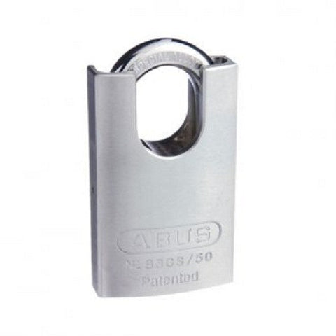 Abus 83CS/50 Brass Padlock - Keyed Alike [83CS50NKA]
