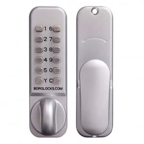 Borg Digital Lock 2901 Easicode Anti Ligature Knob