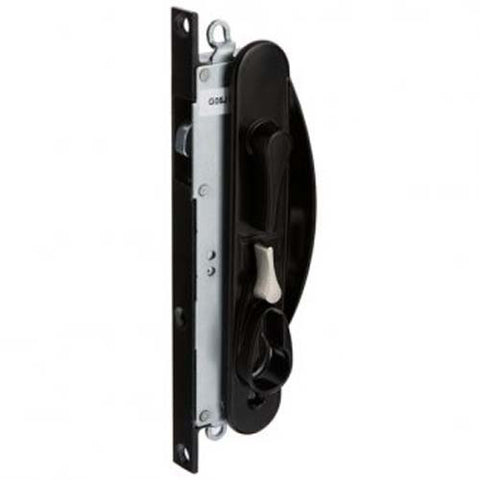 Whitco Leichhardt Screen Door Lock - Black [W865317]