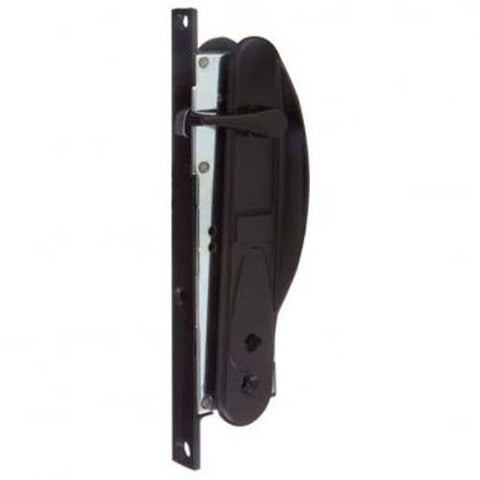 Whitco Leichhardt Screen Door Lock - Black [W866417]