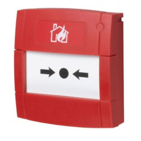 STI Call Point Flush Mount inc 470/680 Ohms Resister RED [STIRPRF01]