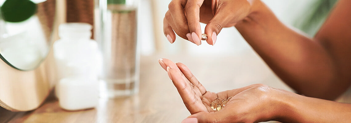 Biotin Supplements for strong nails