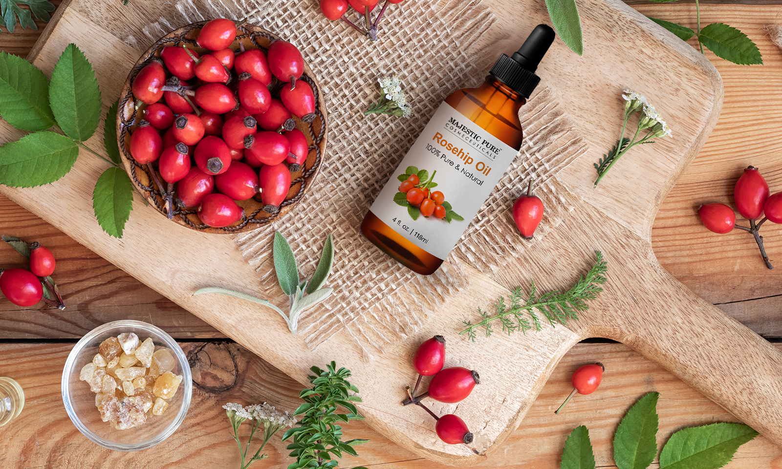 Rosehip Oil Is Amazing for Your Skin—Here's Why benefits