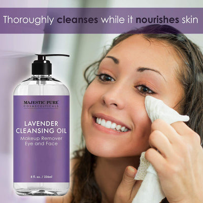 best lavender cleansing oil