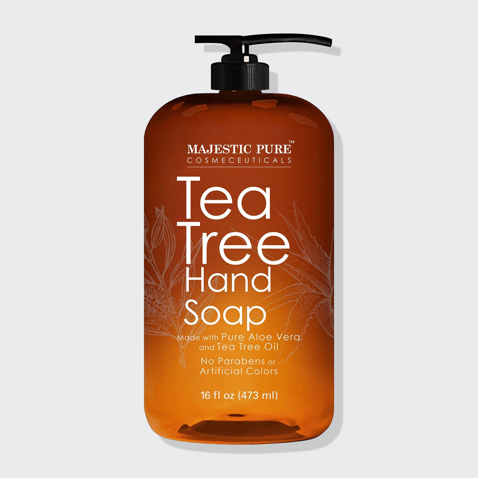 TEA TREE HAND SOAP (16 FL OZ)