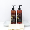 Biotin Shampoo and Conditioner Set w/ DHT Blocker Complex