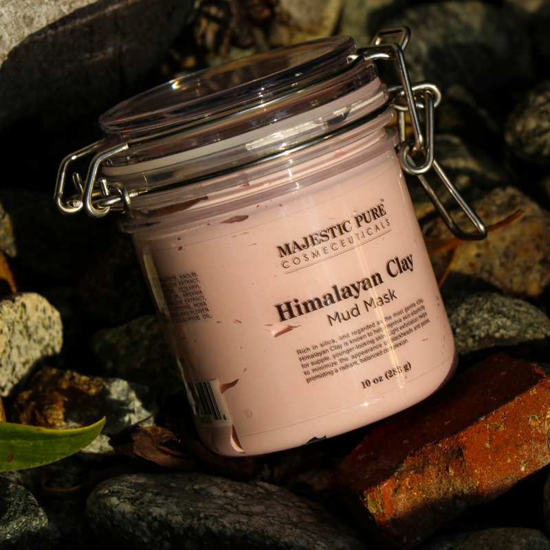 Himalayan Clay Mud Mask