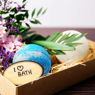 Bath Bomb Set of 6