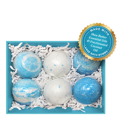 Best Bath Bomb Gift Set