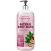 Natural Body Wash w/ Passion Fruit Extract